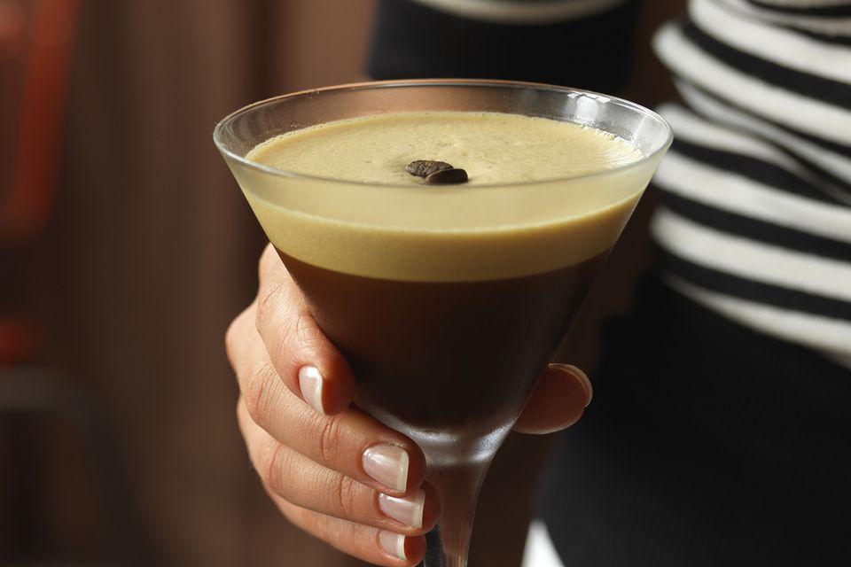 Bacchus Espresso Martini