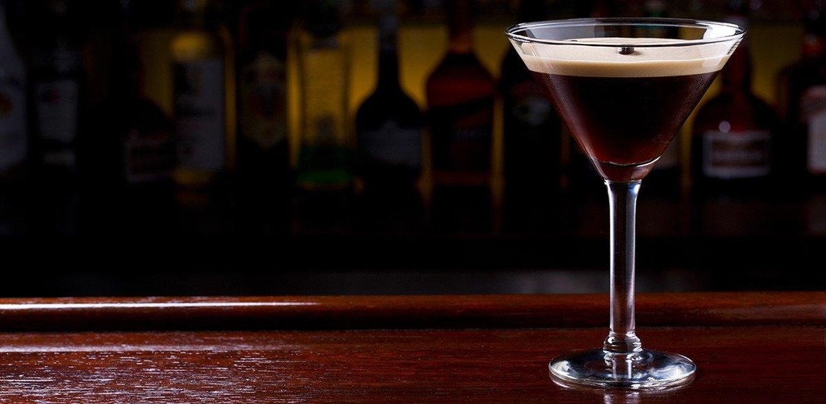 Cold Drip Espresso Martini
