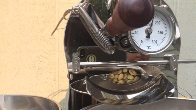 Countertop Coffee Roaster