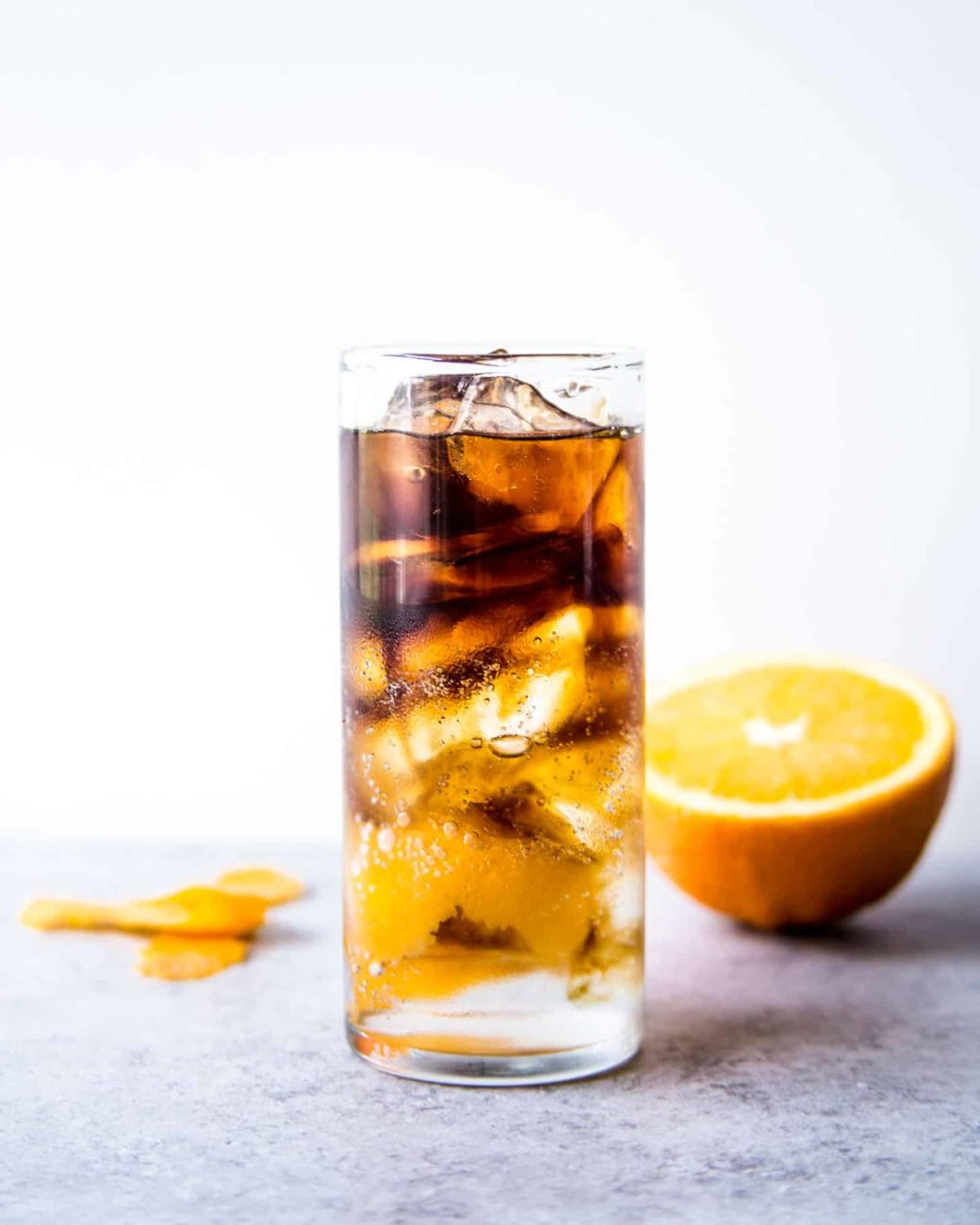 Cold Brew Coffee Spritzer