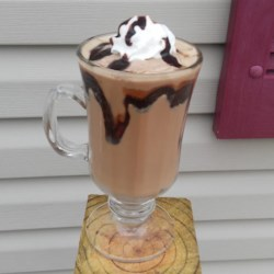 Chocolater Peanut Butter Iced Coffee